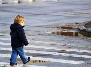 Обучайте детей правилам дорожного движения