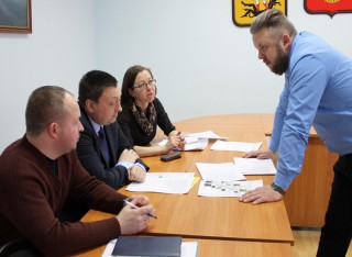 Жители обсуждают благоустройство Котласа и поселка Вычегодский