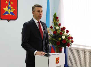 Состоялась инаугурация Андрея Бральнина