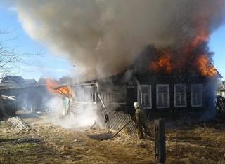 Установлен противопожарный режим