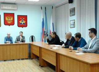 Состоялось заседание общественного Совета по ЖКХ и ТОС