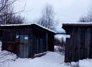 Незаконные постройки - под снос