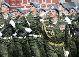 Уважаемые воины-десантники, ветераны ВДВ!
