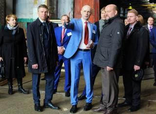 Котлас посетил Игорь Орлов