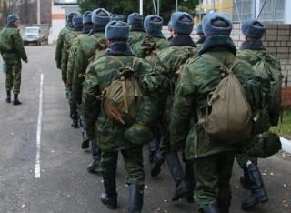 Завершается весенний призыв в армию